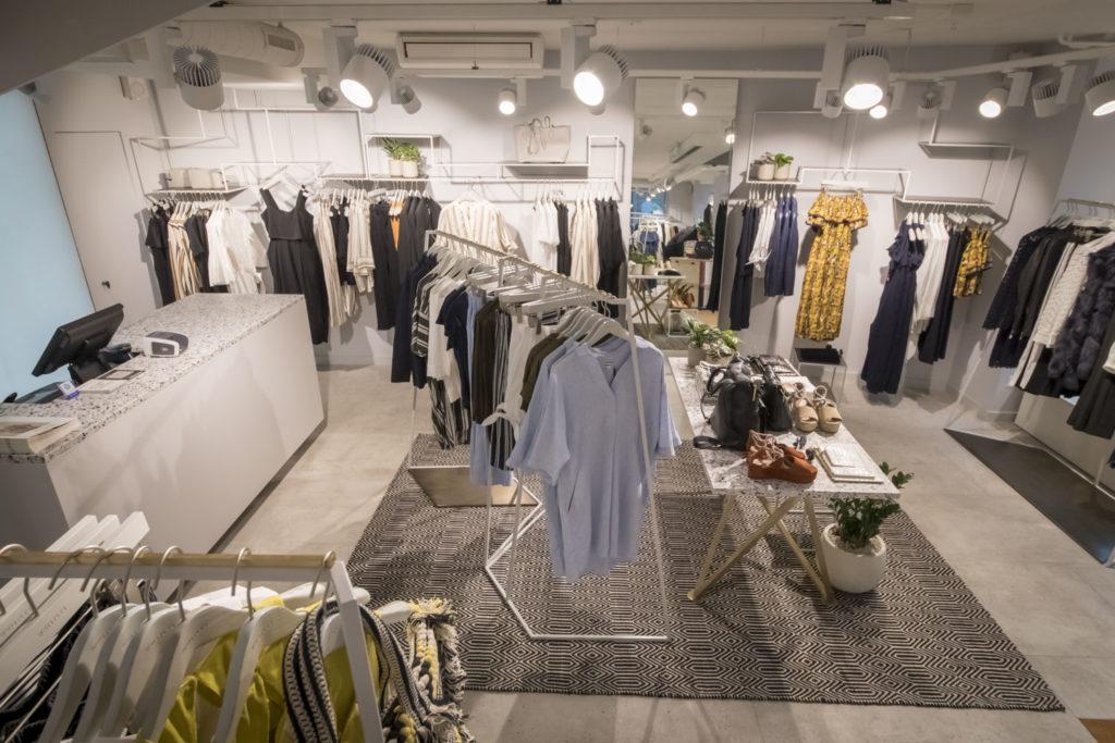 Firmenreportage für Modegeschaeft Phase Eight