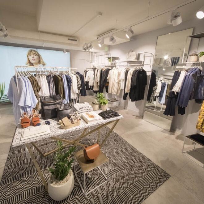 Fashion Store Whistles in Zuerich - Bilder fuer Webauftritt